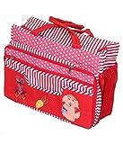 Kuber Industries™ Mama's Bag, Baby Carrier Bag, Diaper Bag, Travelling Bag