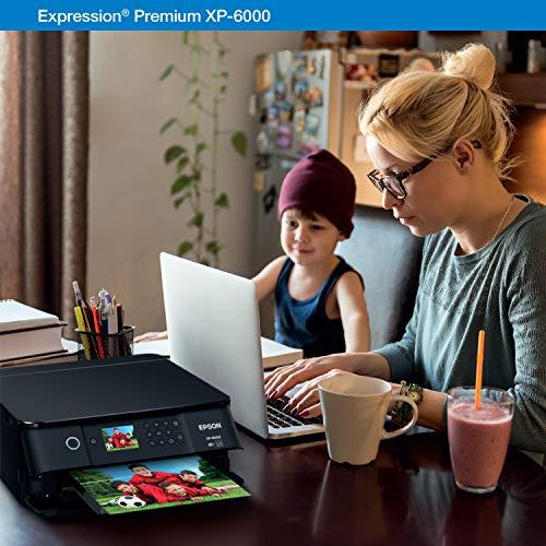 Epson Expression Premium Wireless Color with & Amazon Dash