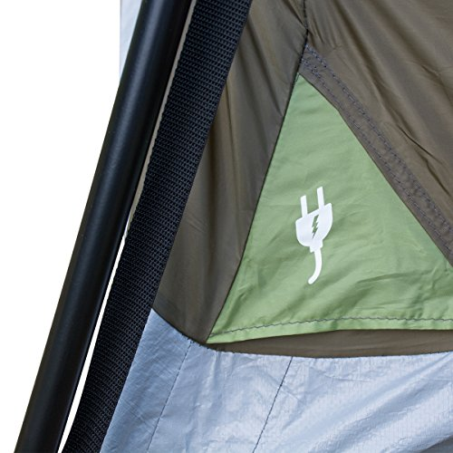 Timber Ridge 6-Person Instant Cabin Tent With Rainfly  sc 1 st  C&ing Companion : timber ridge tent - memphite.com