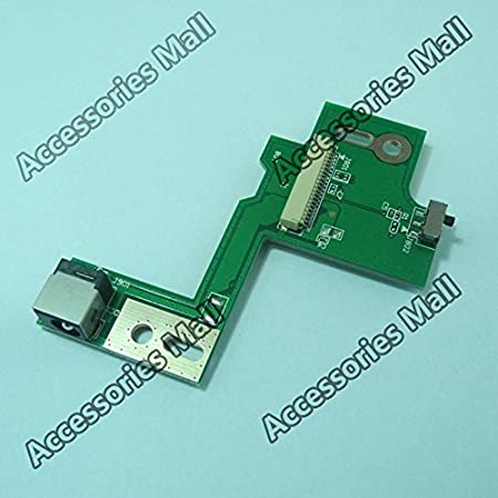 ShineBear for ASUS N53 N53S N53J N53TA N53TK N53SM N53SN N53SV N53JN N53JF N53JQ N53JG N53DA N53SL DC Power Jack Board Cable Length: Other
