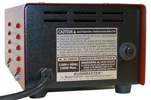 110V BURNMASTER Eagle PRO, 2-PENS, 15-Tips & Bag Set by Burnmaster (Image #4)