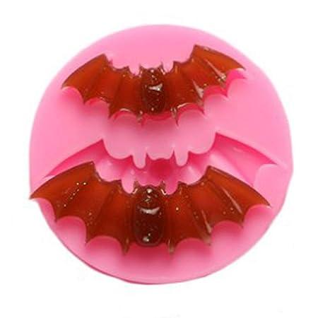 XINGSd - Moldes de Silicona para Halloween, diseño de búhos de ...