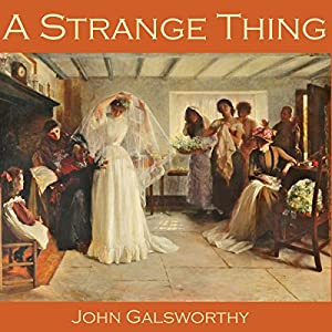 A Strange Thing Audiobook