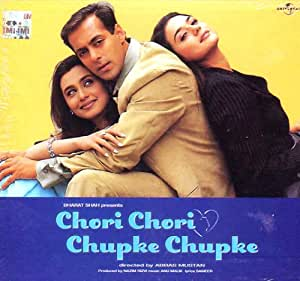 Various Artist Chori Chori Chupke Chupke Hindi Music