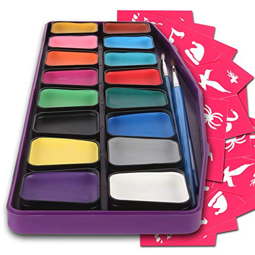 Face Paint Set for
