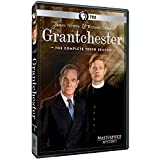 Buy Masterpiece Mystery! Grantchester Season 3 DVD