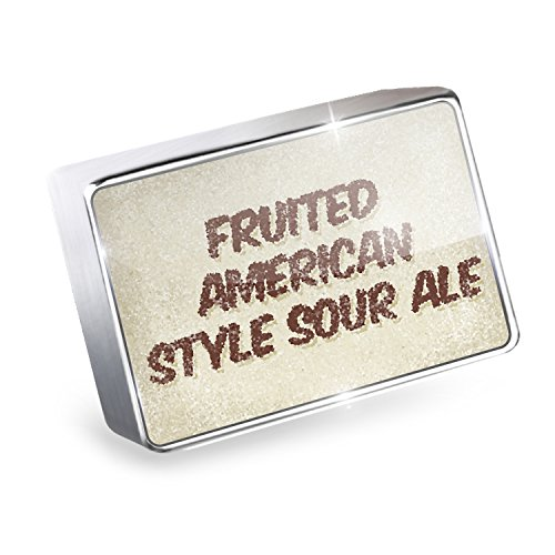 Sour Ale (Floating Charm Fruited American Style Sour Ale Beer, Vintage style Fits Glass L)