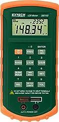 Extech 380193 Passive Component LCR Mete...