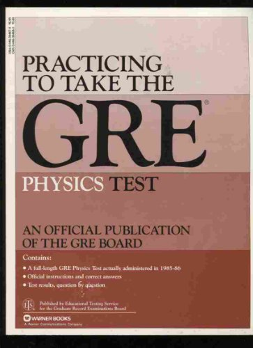 Conquering Physics Gre Pdf