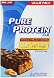 Pure Protein Chocolate Peanut Caramel, 5Pack ( 6 count Each) VD3JHD Pure-FV