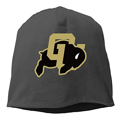 JFD Fight CU Colorado Buffaloes Cuff Beanie Cap - Glasses Rudd Paul
