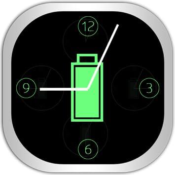 Amazon Com Battery Saver Analog Clock Live Wallpaper Appstore