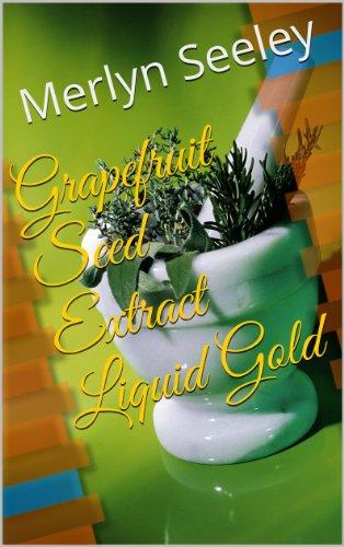 Grapefruit Seed Extract Liquid Gold