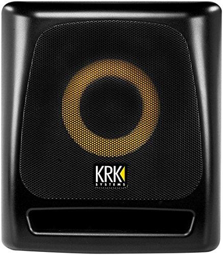 KRK 8S2 V2 8'' 100 Watt Powered Studio Monitor Subwoofer by KRK
