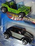 Hot Wheels Meyers Manx Dune Buggy - Vw Beetle 5 Spoke Wheels 1:64 Scale