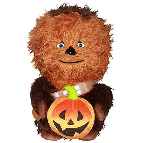 Star Wars Chewbacca Plush Halloween Porch Greeter