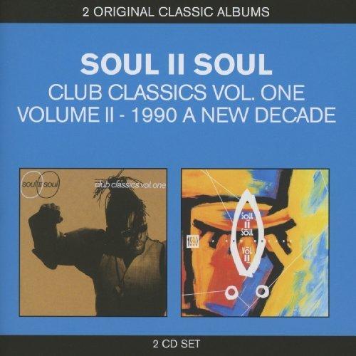 Vol. 1-2-Classic Albums: Club Classics 1990 a New by Soul II Soul (2013-05-04) (Soul Ii Soul Club Classics Vol One)