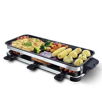 Casa Raclette Interior Parrilla División Tipo Antiadherente ...