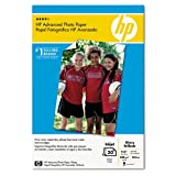 HP Advanced Glossy Photo Paper (20 Sheets, 4 x 6 inch with Tab) Q6639A, Office Central