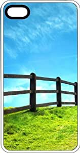 meilz aiaiMeadow Fence Clear Plastic Case for Apple iPhone 4 or iPhone 4smeilz aiai