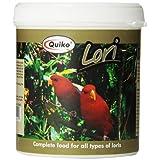 Quiko Lori - Comida Completa para néctar Comiendo Aves, 1.65 Libras Recipiente resellable, 12.37 Ounces