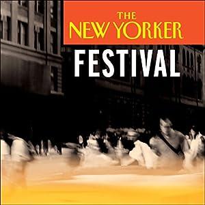 The New Yorker Festival - Richard Dawkins Rede