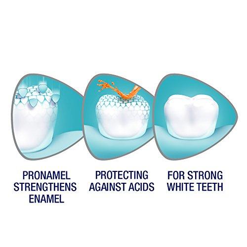 Sensodyne Pronamel Fresh Breath Enamel Toothpaste for Sensitive Teeth, to Reharden and Strengthen Enamel, Fresh Wave – 4…