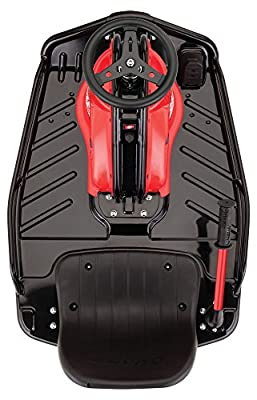 Razor Durable Adult Bucket Seat High Torque Motor Drifting Crazy Cart DLX
