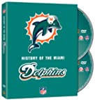 NFL History of the Miami Dolph [Import]