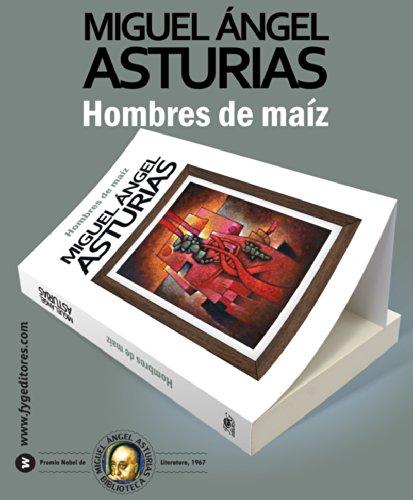 Amazon.com: Hombres de maíz (9789929552616): Miguel Ángel ...