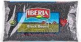 Iberia Black Beans, Dry Beans 4 lbs.