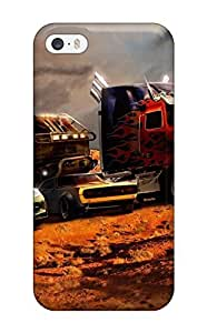 High Quality CaseyKBrown Transformers 4 Autobots Skin Case Cover Specially Designed For Iphone - 5/5s