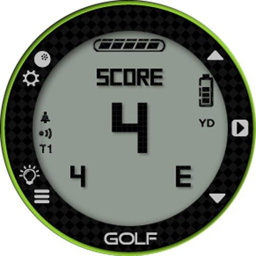 SkyCaddie GPS Golf Watch Black by SkyCaddie (Image #5)