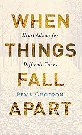 When Things Fall Apart Heart Advice For Difficult Times Shambhala