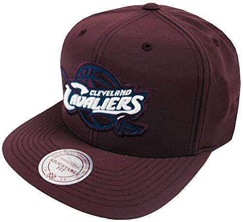 Mitchell & Ness Cleveland Cavaliers Milo EU829 Snapback Cap Kappe Basecap