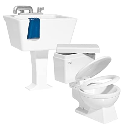 Amazon Com Hardcore Toilet And Sink Combo Deal For Wwe Wrestling