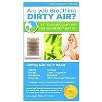 Clean Vent Air Solutions Air Vent Test Kit