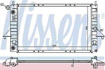 Amazing Nissens 689011 Radiator Engine Cooling Nissens Amazon Co Uk Car Wiring Digital Resources Indicompassionincorg
