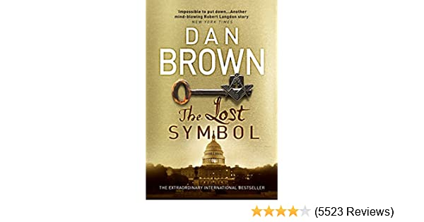 The Lost Symbol Robert Langdon Book 3 Kindle Edition By Dan
