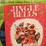 img - for Jingle Bells - A Disneyland Record and Book A Little Golden Book and Record # 255 book / textbook / text book