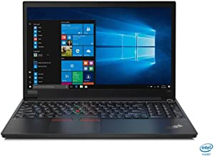 "Lenovo ThinkPad E15 20RD002RUS 15.6"" Notebook - 1920 x 1080 - Core i7 i7-10510U - 8 GB RAM - 512 GB SSD - Black - Windows 10 Pro 64-bit - Intel UHD Graphics - in-Plane Switching (IPS) Technology"