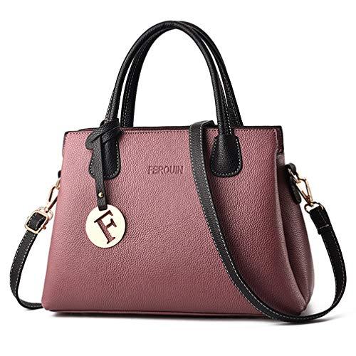 COCIFER Women Top Handle Purses and Handbags Designer Satchel Shoulder Bag Tote Bags ()