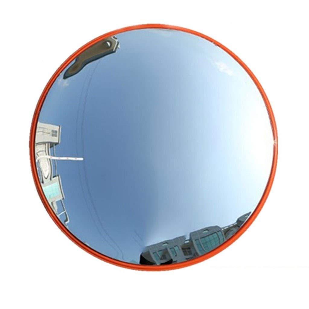 店舗、倉庫、駐車場、オフィス、屋内、屋外用の広角凸面鏡ウォールマウントコーナー 615 (Size : 45cm) 45cm  B07T4TJLN5