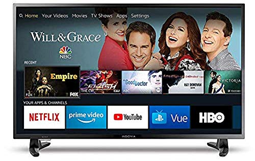Insignia NS-39DF510NA19 39-inch 1080p Full HD Smart LED TV- Fire TV Edition (Best Tv Under 40 Inches)