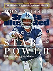 Sports Illustrated brings you spectacular action photography and in-depth coverage. With Sports Illustrated, you get into it!Sports Illustrated Magazine is one of the leading sports magazines in the world. Every issue features a wide range of...