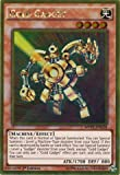 Yu-Gi-Oh! - Gold Gadget (MVP1-ENG18) - The Dark Side of Dimensions Movie Pack Gold Edition - 1st Edition - Gold Rare