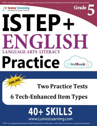 ISTEP Test Prep Grade 5 English Language Arts Literacy