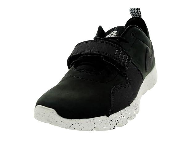 Nike Trainerendor, Zapatillas de Skateboarding para Hombre, Plateado/Gris/Azul/Blanco (Pr Pltnm/WLF Gry-Gm Ryl-White-), 46 EU