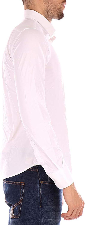 RRD Camisa Oxford Blanca 52: Amazon.es: Ropa y accesorios