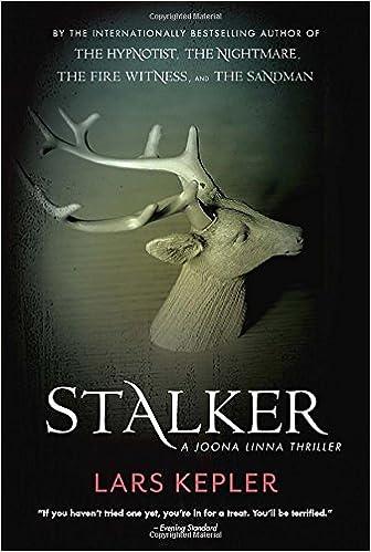 Lars Kepler - Stalker Audiobook Free Online